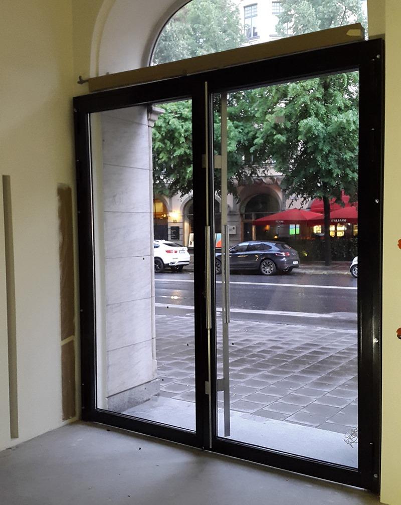 Janisol vrata