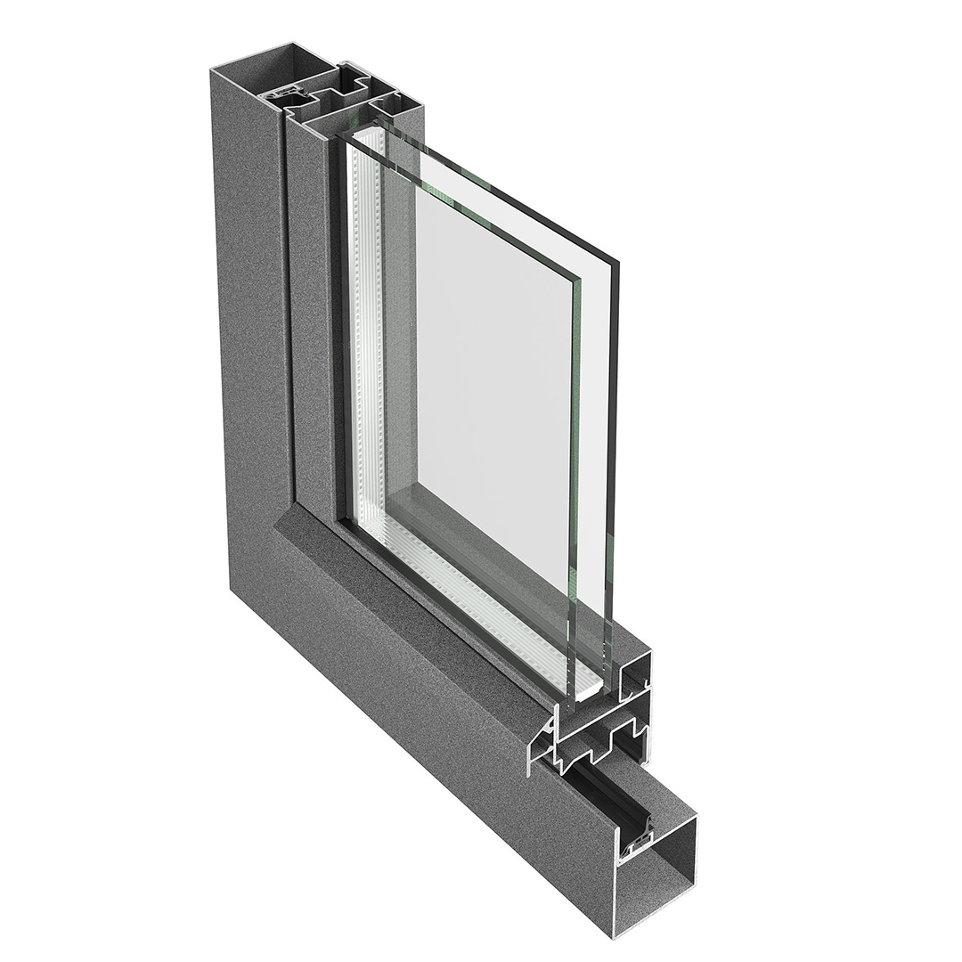 Neizolovan sistem vrata i prozora