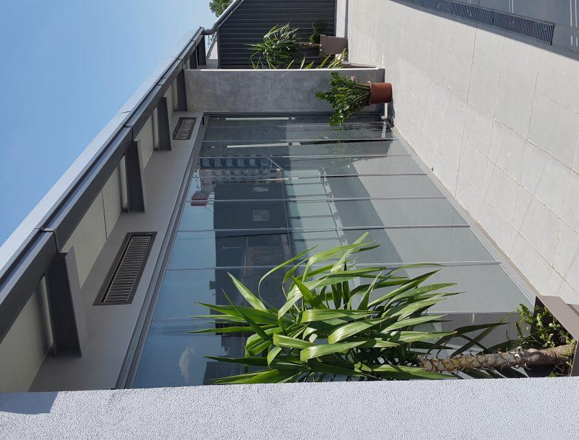 Krovna terasa 1